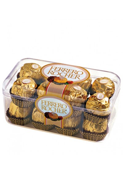 Ferrero Rocher Chocolate 16 Pcs