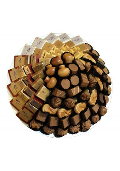 Assorted Chocolate Plate
