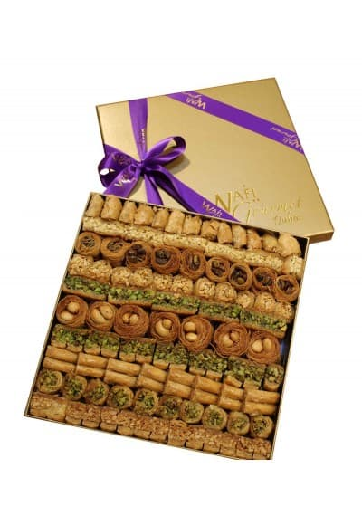 Assorted Baklawa Gift Box