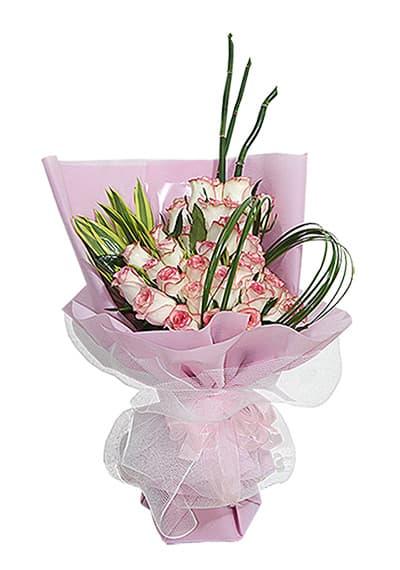 Pinkish Bloom Bouquet