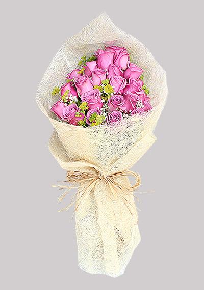 2 Dozen Lavender Roses
