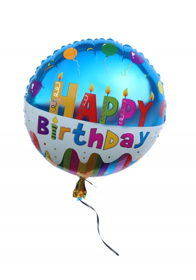 Birthday Candle Balloon