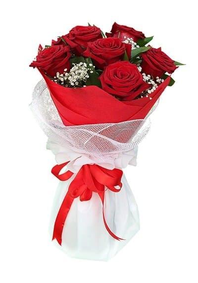 7 Lovely kisses - Red
