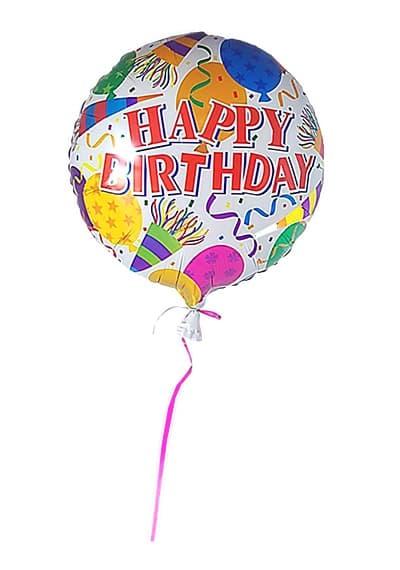 Birthday Balloon v3