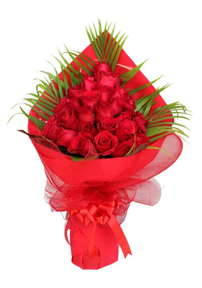 30 Red Rose Bouquet