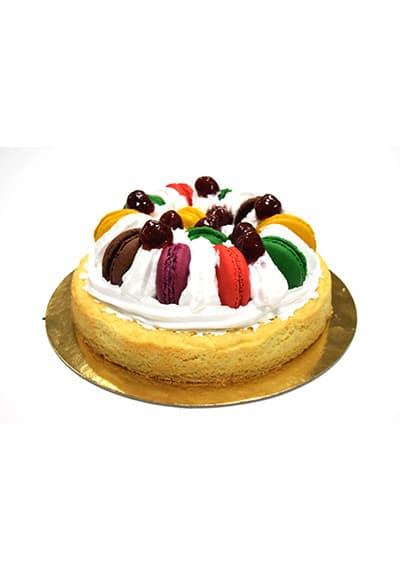 Fruit Macronade Cake II