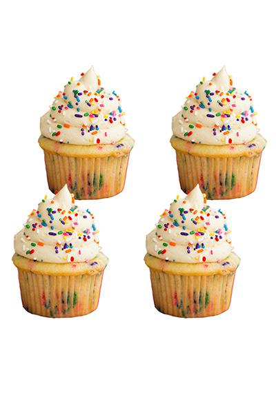 Luscious Cupcakes