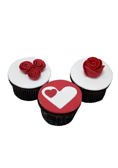 Valentine Cupcakes - Delight