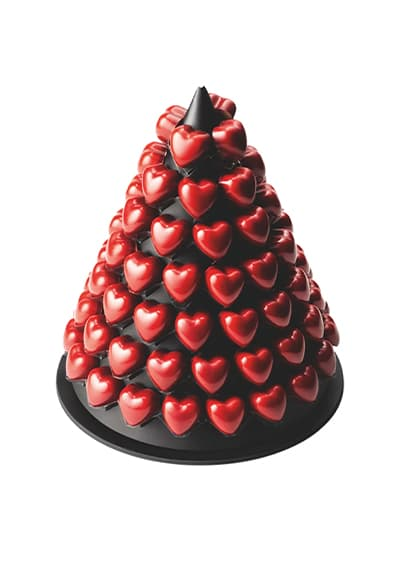 Chocolate Tower Delight