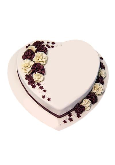Valentine Temptation Cake
