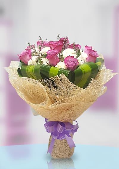 Classic Lavender Bouquet