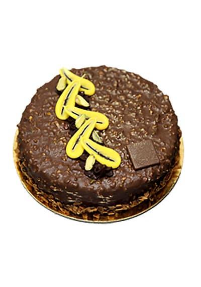 Toupie Caramel Delight Cake