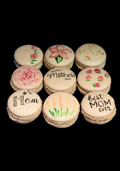 Mom Macaroons delight