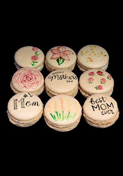 Mom Macaroons delight