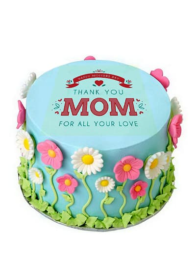 Thank Mom Cake Delight