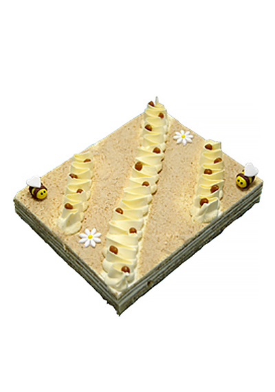 Honey Delight Cake