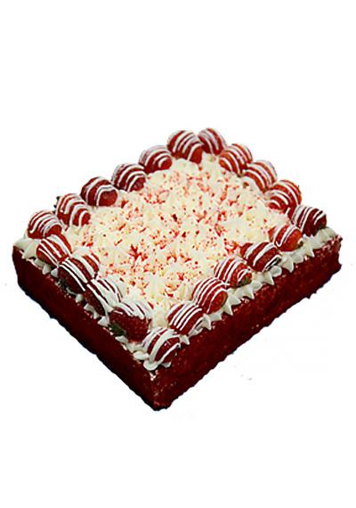 Red Velvet Delight Cake