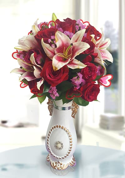 Trueness Love Bouquet