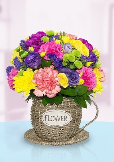 Vibrant Day Bouquet