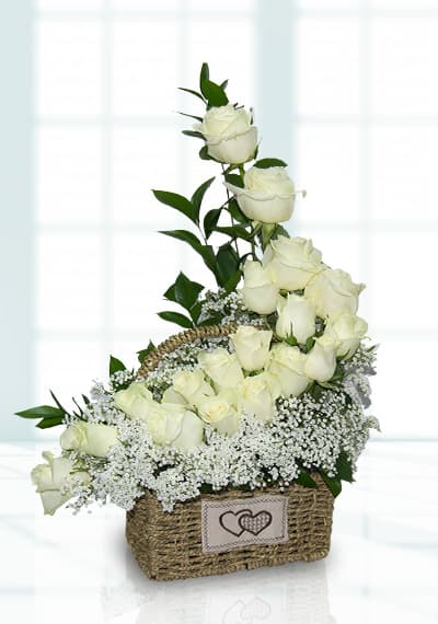 Peaceful Love Basket