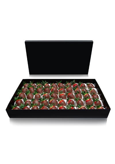 Strawberries Chocolate Box 50Pcs