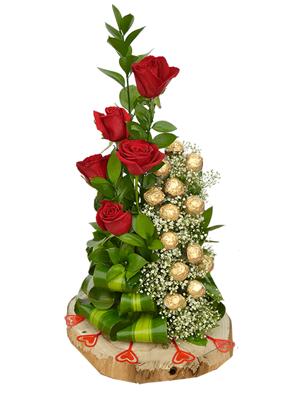 send bouquet sweetest love flower