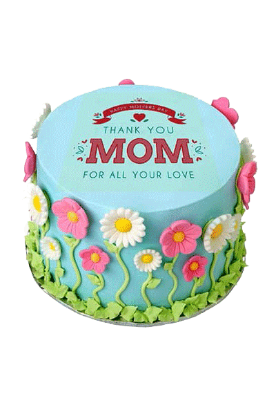 Thank You Mom Cake Delight