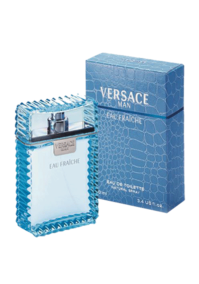 VERSACE EAU FRAICHE EDT HIM 100 ML
