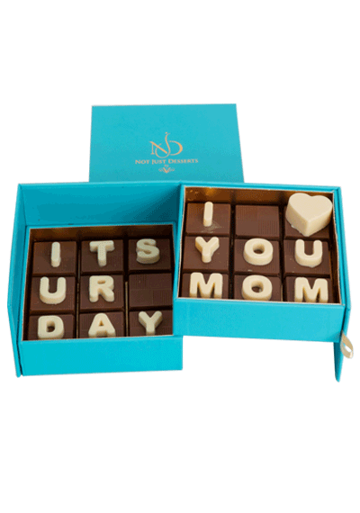 Mother Day Double Treat Chocolates
