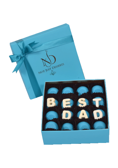 Blue Chocolate For Him