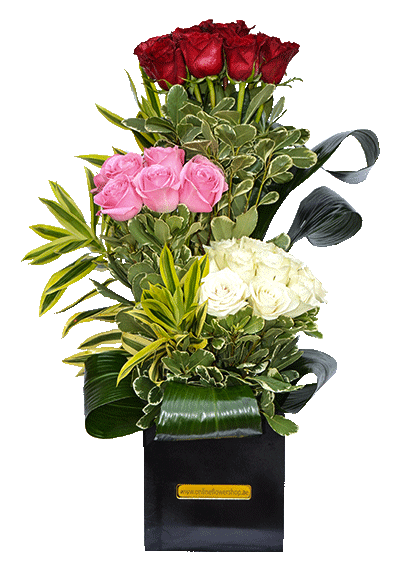3 Tier Love Bouquet