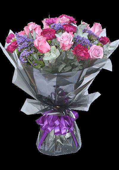Lavender Hand Bouquet