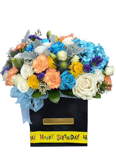 His Birthday Bouquet