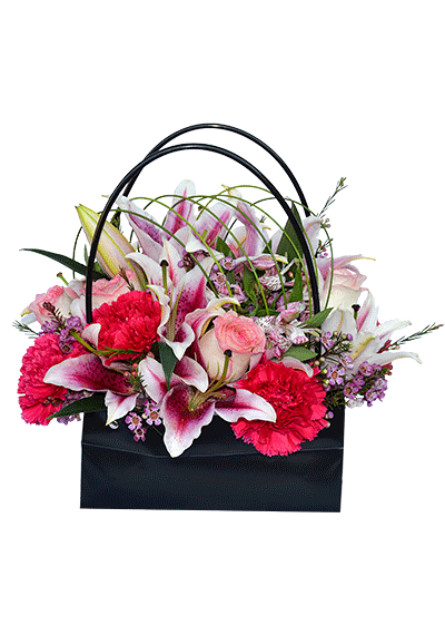 Blooming Bag