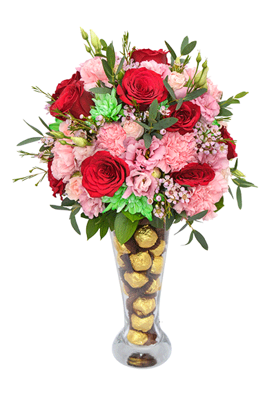 sweetie pie flower bouquet