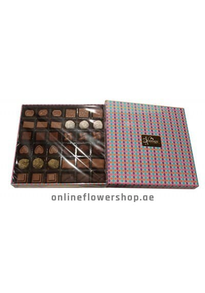 36 Pcs Chocolate Box by Vintage