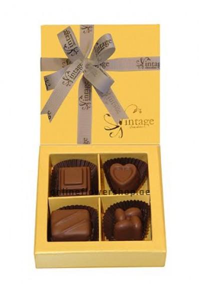 4 Pcs Magnetic Chocolate