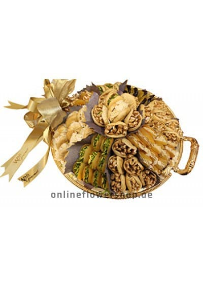 Dried Fruits And Nut Gift