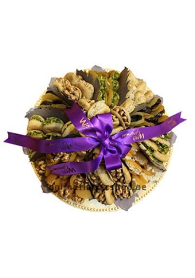 Dried Fruits & Nut Gift