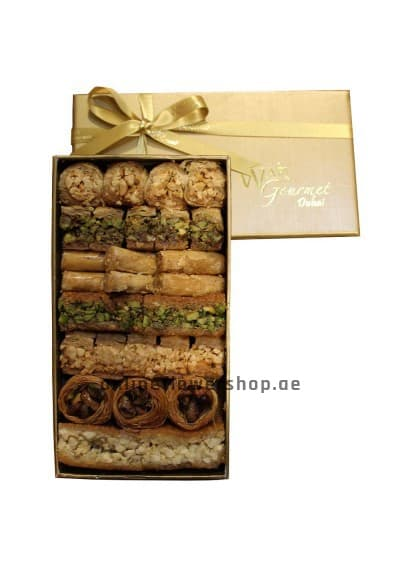 Assorted Baklawa Gift Box