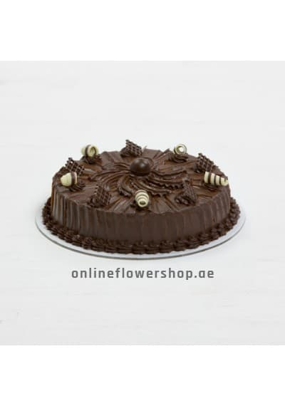 Chocolate Fudge Cake ii