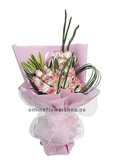 Pinkish Bloom Bouquet