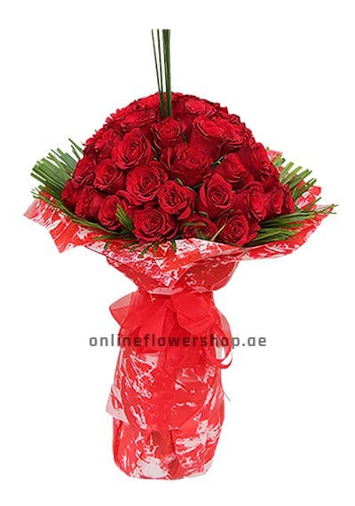 exceptional 50 Red Roses