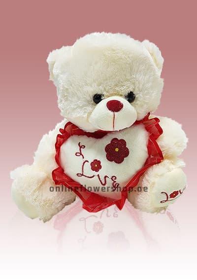 Simple Love Teddy