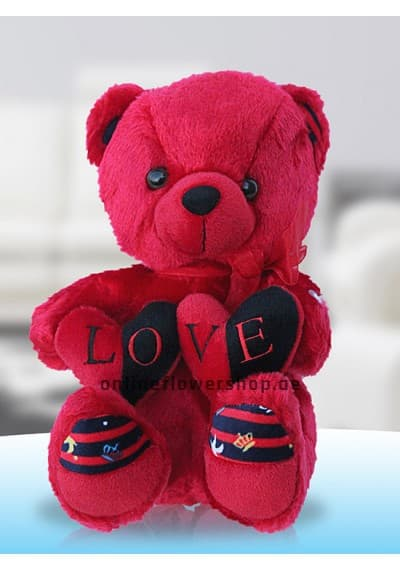 Love singing Teddy