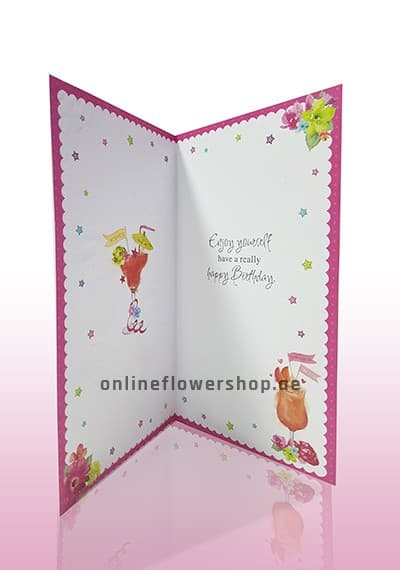Its your Birthday Greeting Card