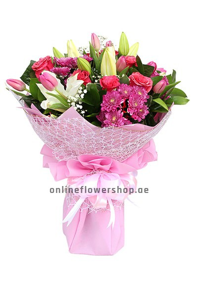 Floral Express Hand Tied