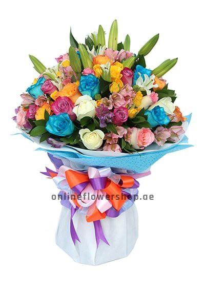 Gaiety Love Bouquet
